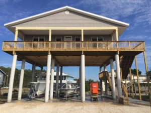 beach home construction gallery
